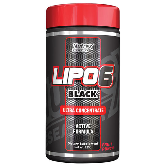 how to use lipo 6 black