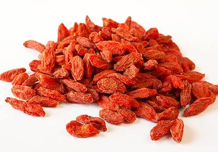 nutrientes do goji max