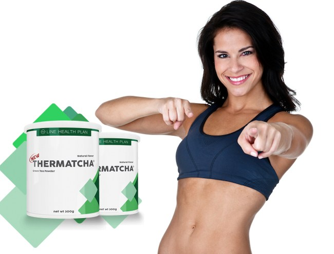 thermatcha suplemento natural termogenico