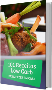 e-book 101 receitas low carb