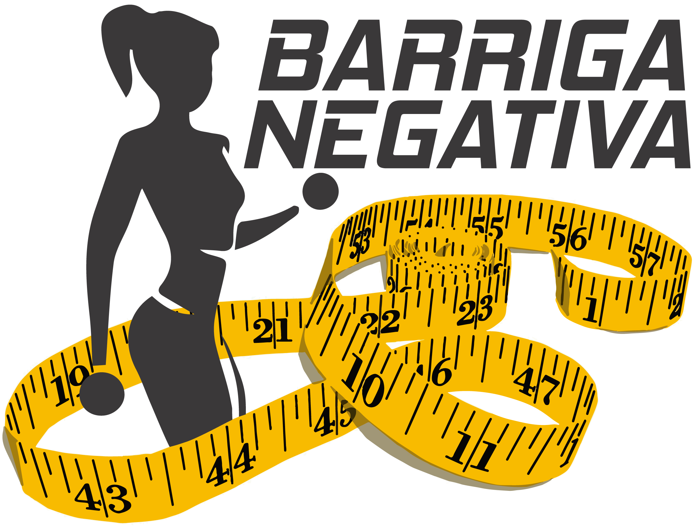 Logo do Programa Barriga Negativa
