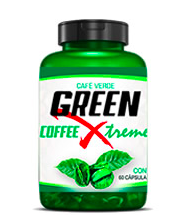 green coffee xtreme frasco