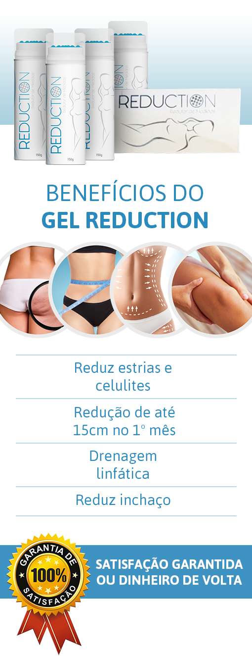gel reduction imagem