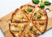 Pizza low carb: Receitas deliciosas de frango, couve-flor, farinha de aveia, e mais..