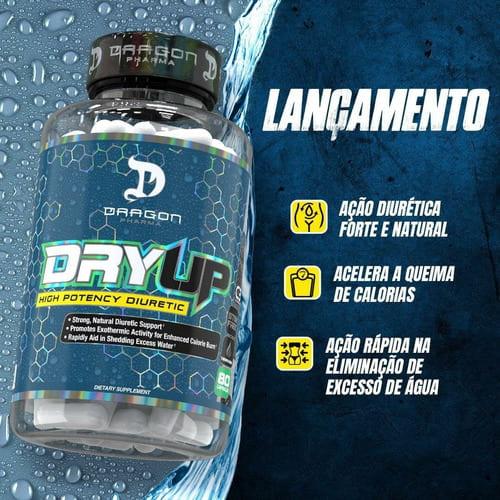 Benefícios do Dry Up