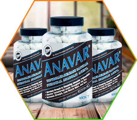 Comprar Anavar hi tech pelo melhor preço
