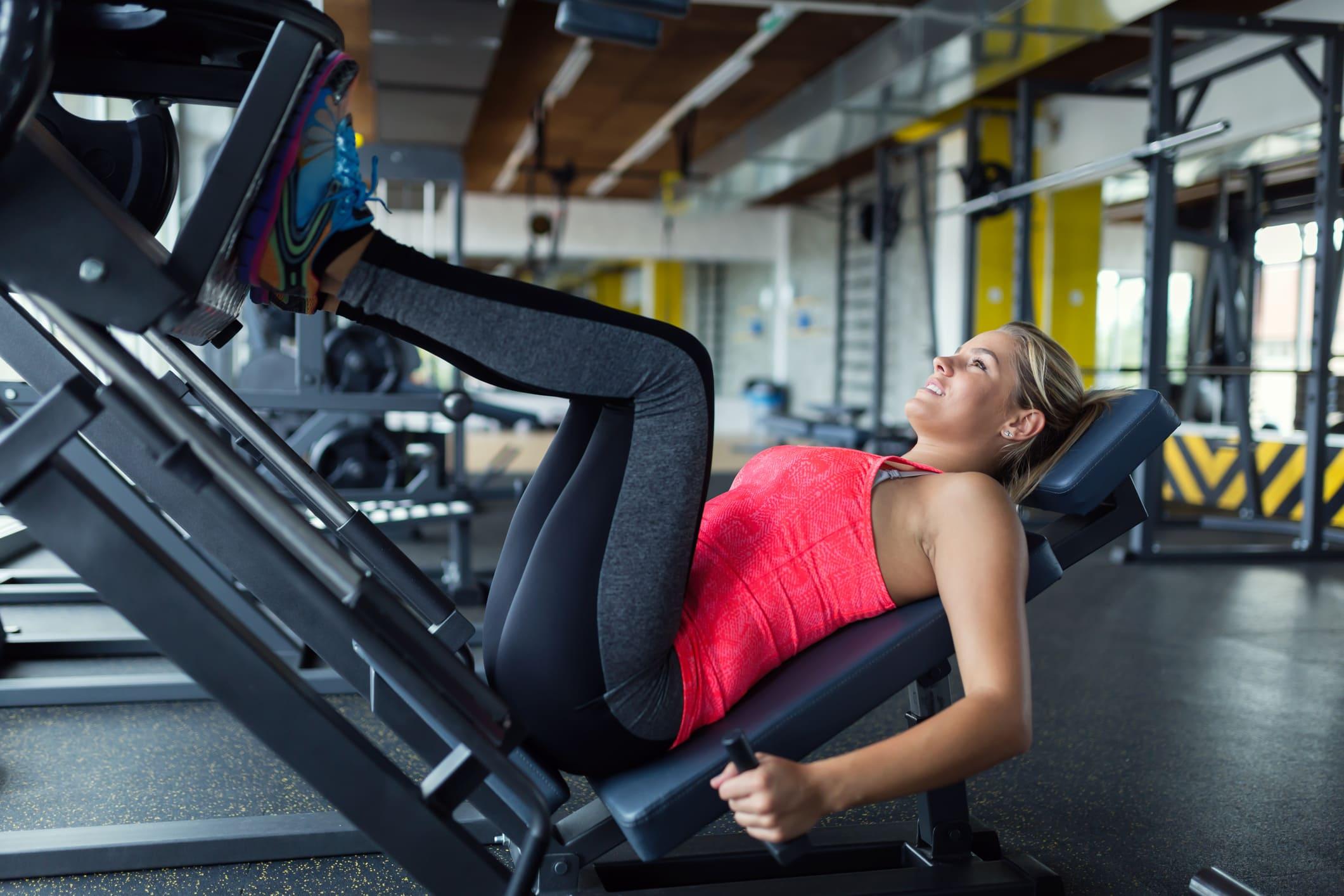 Melhor exercicio para pernas
