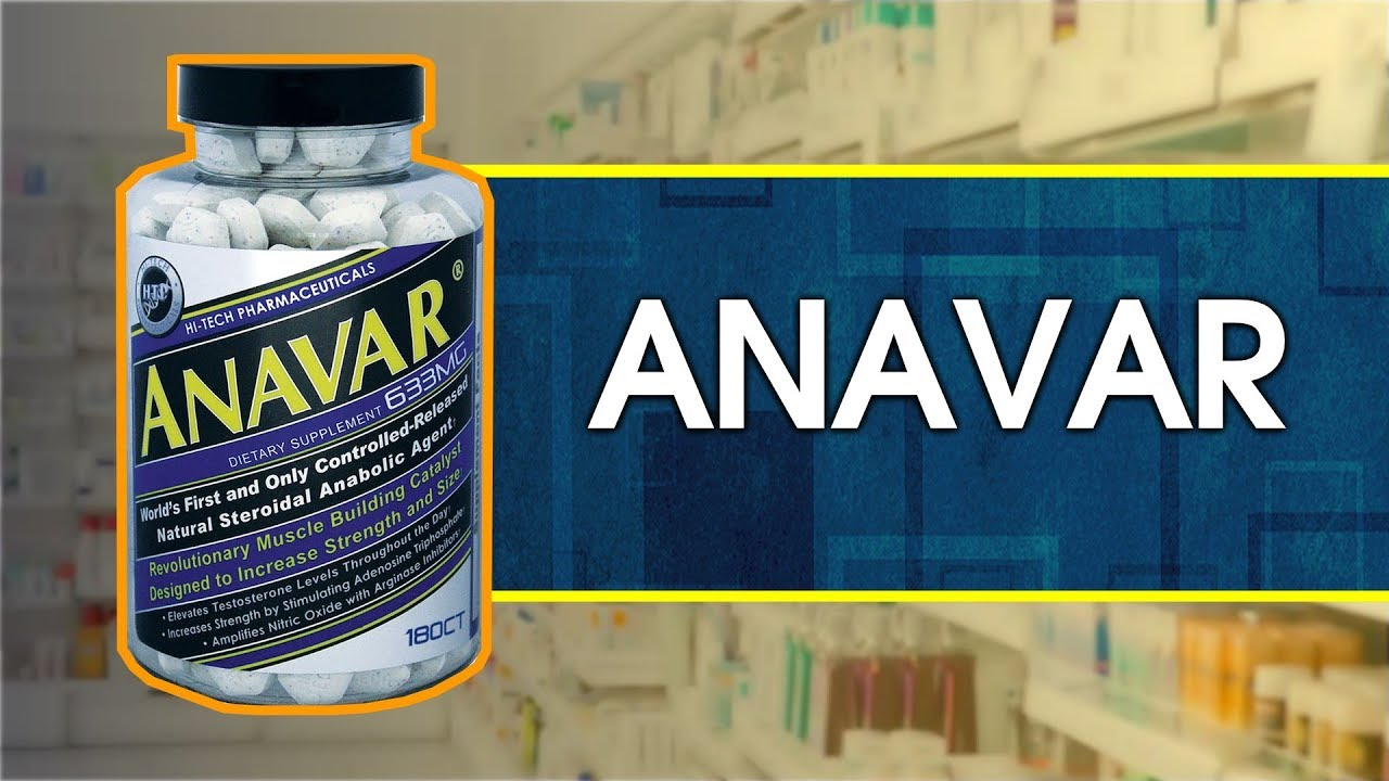 O que é Anavar Hi Tech