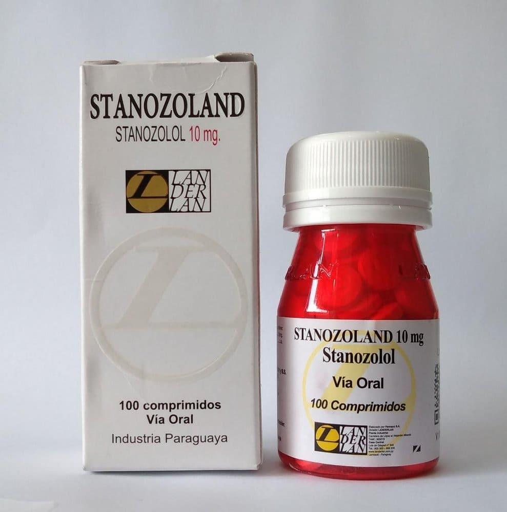 Stanozolol antes e depois